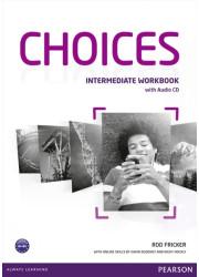 Робочий зошит Choices Intermediate Workbook & Audio CD Pack