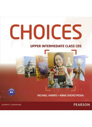 Аудіо диск Choices Upper-Intermediate Class Audio CD