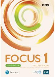 Книга вчителя Focus 2nd Edition 1 Teacher's Book with Online Practice Pack