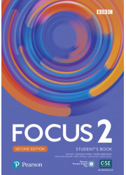 Підручник Focus 2nd Edition 2 Student's Book with PEP Basic Pack