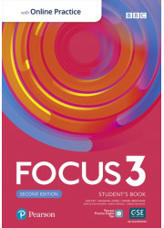 Підручник Focus 2nd Edition 3 Student's Book with PEP Standard Pack