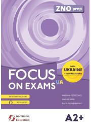 Підручник Focus on Exams UA А2+