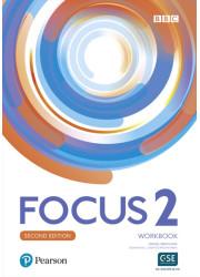 Зошит Focus 2nd Edition 2 Workbook