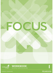 Зошит Focus 1 Workbook