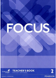 Книга для вчителя Focus 2 Teacher's Book + DVD-ROM