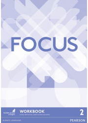 Зошит Focus 2 Workbook