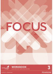 Зошит Focus 3 Workbook