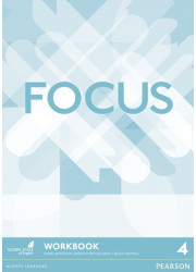 Зошит Focus 4 Workbook