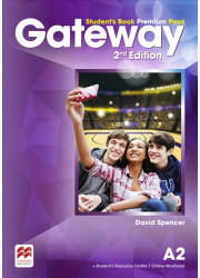 Підручник Gateway 2nd Edition A2 Student's Book Premium Pack