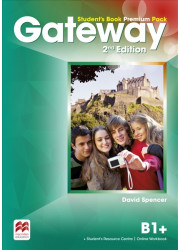 Підручник Gateway 2nd Edition B1+ Student's Book Premium Pack