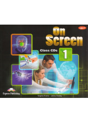 Аудіо диск On Screen 1 Class Audio CD mp3
