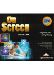 Аудіо диск On Screen 2 Class Audio CD mp3