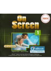 Диск інтерактивний On Screen 1 ieBook