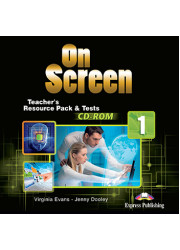 Диск з тестами On Screen 1 Teacher's Resourse Pack CD-ROM