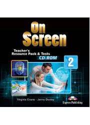Диск з тестами On Screen 2 Teacher's Resourse Pack CD-ROM
