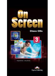 Аудіо диск On Screen 3 Class Audio CD mp3