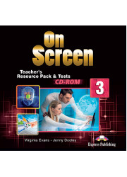 Диск з тестами On Screen 3 Teacher's Resourse Pack CD-ROM