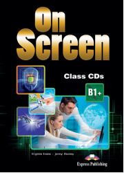 Аудіо диск On Screen B1+ Class Audio CD mp3