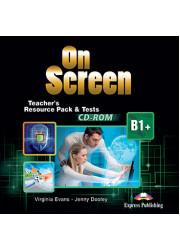 Диск з тестами On Screen B1+ Teacher's Resourse Pack CD-ROM