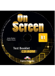 Диск з тестами On Screen B1 Test Booklet CD-ROM