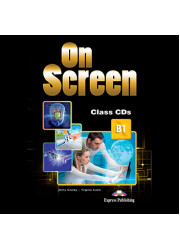 Аудіо диск On Screen B1 Class Audio CD mp3