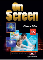 Аудіо диск On Screen B2+ Class Audio CD mp3