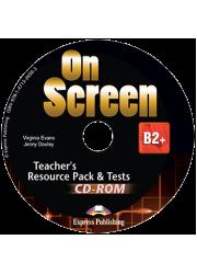 Диск з тестами On Screen B2+ Teacher's Resourse Pack CD-ROM