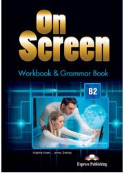 Зошит On Screen B2  Workbook & Grammar Book