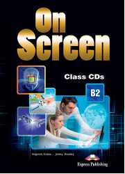 Аудио диск On Screen B2 Class Audio CD mp3