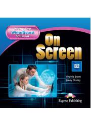 Диск для IBW On Screen B2 Interactive Whiteboard Software