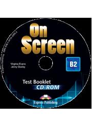 Диск з тестами On Screen B2 Teacher's Resourse Pack CD-ROM