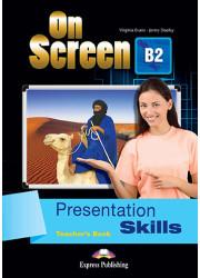 Книга вчителя On Screen B2 Presentation Skills Teacher's Book