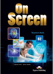 Книга вчителя On Screen B2 Teacher's Book with Writing Book