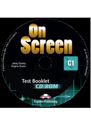 Диск з тестами On Screen C1 Teacher's Resourse Pack CD-ROM