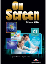 Аудіо диск On Screen C1 Class Audio CD mp3