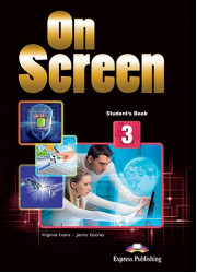 Підручник On Screen 3 Student's Book