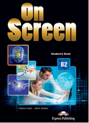 Підручник On Screen B2 Student's Book with Writing Book