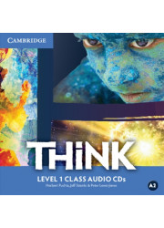 Аудіо диск Think 1 Class Audio CDs