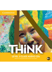 Аудіо диск Think 3 Class Audio CDs