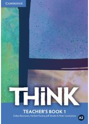 Книга для вчителя Think 1 Teacher's Book