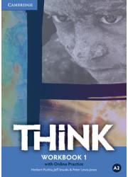 Робочий зошит Think 1 Workbook with Online Practice