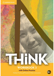 Робочий зошит Think 3 Workbook with Online Practice