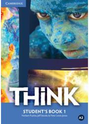Підручник Think 1 Student's Book