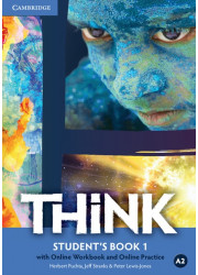Підручник Think 1 Student's Book with Online Workbook and Online Practice