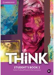 Підручник Think 2 Student's Book