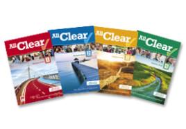 All Clear - Новий навчальний курс розроблений для України.