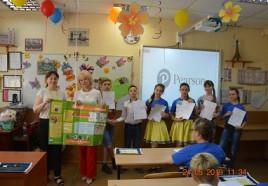 Тестування учнів 4-х, 5-х, 9-х класів з англійської мови