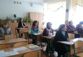 """""""Stress or success?"""" Семінар-тренінг для вчителів  англійської мови"""