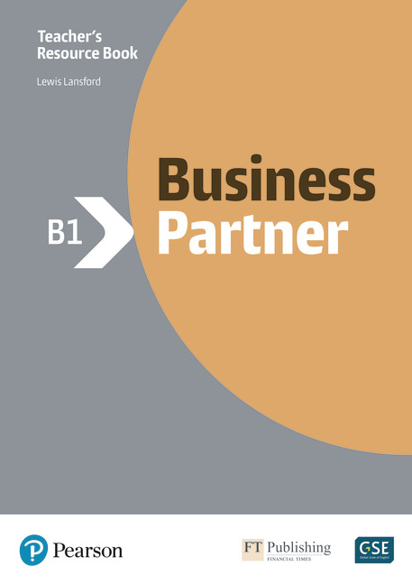 Книга вчителя Business Partner B1 Teacher's Resource Book  Студентам та дорослим  Pearson Education