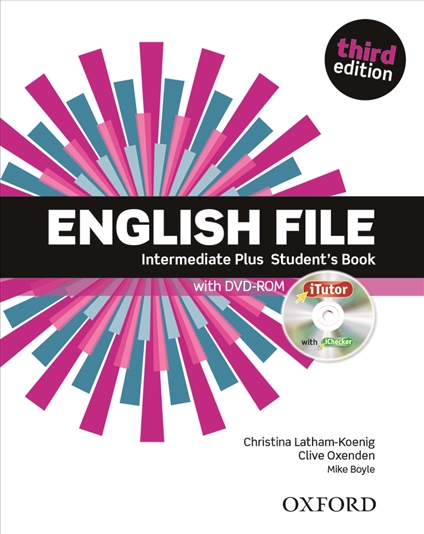 English File Third Еdition  Студентам та дорослим  Oxford University Press